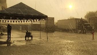 Atienden dependencias reportes de daños por lluvias