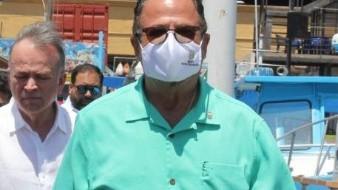 Titular de la SEST, Mario Escobedo Carignan.