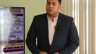 Isaías Bertín Sandoval se recupera en casa.