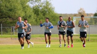 'Hanna' regresa a Tigres a entrenar desde casa