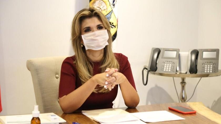 Regreso a clases 2020-2021 será en línea en Sonora ante pandemia por Covid-19: Gobernadora Claudia Pavlovich(Especial)