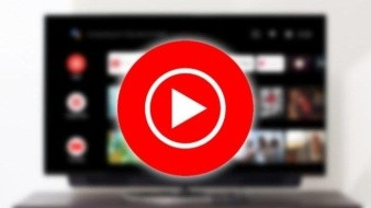 YouTube Music llega a Android TV