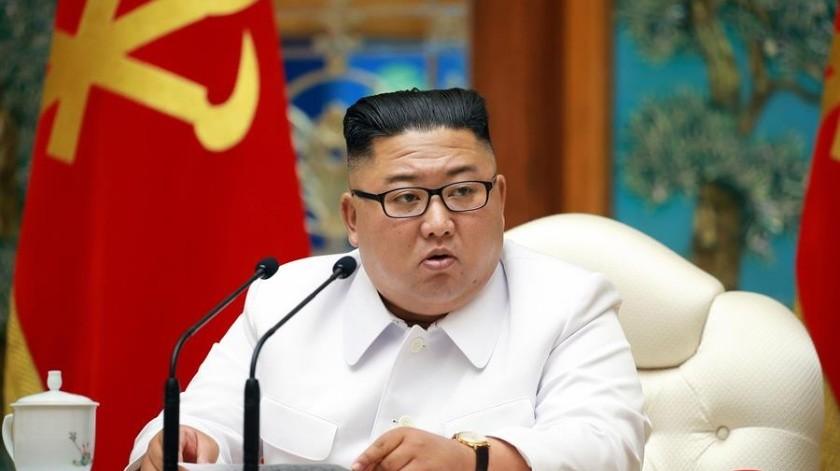 Kim Jong-un defiende la disuasión nuclear como garante de seguridad nacional(EFE)