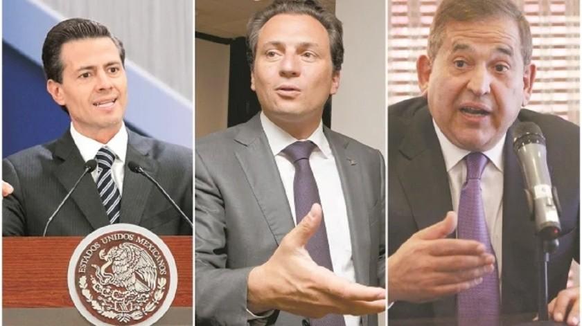 Ancira dio a Emilio Lozoya 34 mdp durante campaña de Peña Nieto(El Universal)