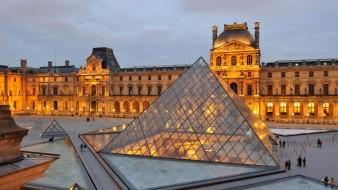 El año pasado el museo de Louvre registró 9.6 millones de visitantes.