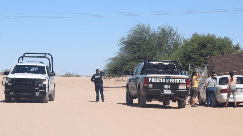 Agresión armada deja un muerto y otro herido en SLRC