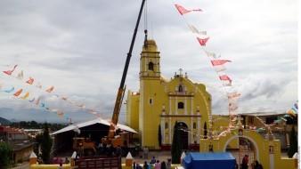 Destinarán fondos para restauración de templos