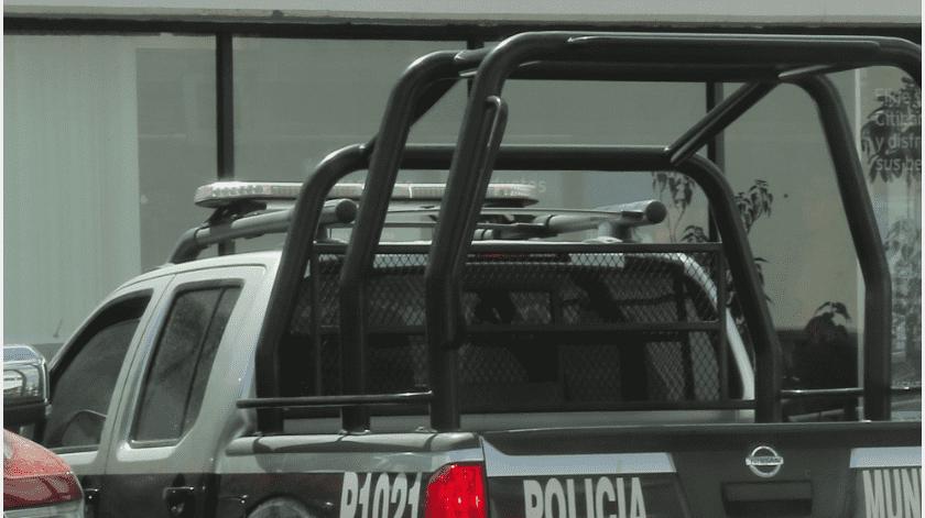 Autoridades informaron que a las 09:06 horas de hoy, elementos preventivos acudieron al banco ubicado sobre el bulevar Luis Encinas y Las Américas, ya que reportaban un robo con violencia.(Especial)