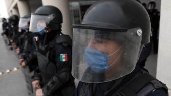 Mueren padre e hijo policías por coronavirus en Atizapán