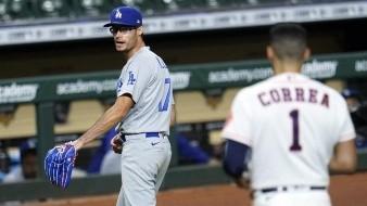 Kelly, de Dodgers, recibió 8 partidos de suspensión como castigo por pelea con Astros