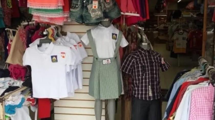 Uso de uniformes escolares durante clases en línea no puede ser obligatorio, afirma Cecilio Luna(GH)