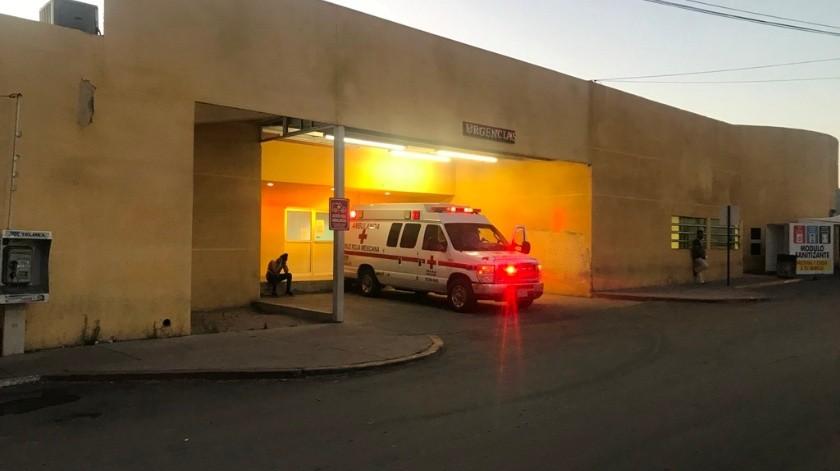 Desconocido golpea a joven en ejido Plan de Ayala; lo envía al hospital(Archivo GH)