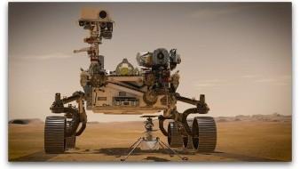 NASA: Misión a Marte, rover y trajes a prueba buscando vida