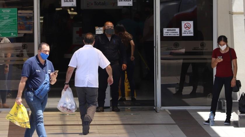 Reviven centros comerciales en Mexicali(Javier Gallegos)