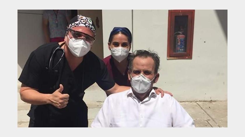 Godínez López reiteró el llamado a la población a continuar con las medidas de protección e higiene para evitar la propagación del virus y a seguir con la estrategia de Quedarse en Casa.