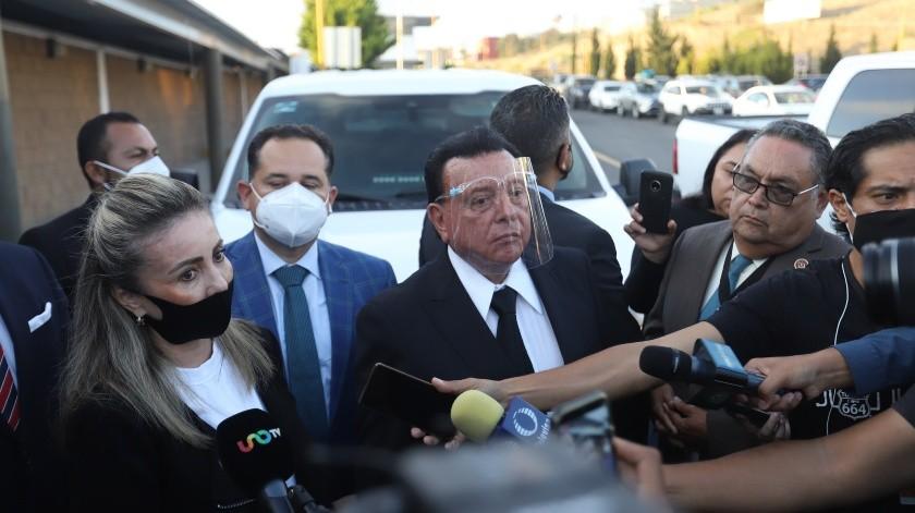 Gobierno del Estado libera caseta de cuota de manera temporal(Gustavo Suárez)