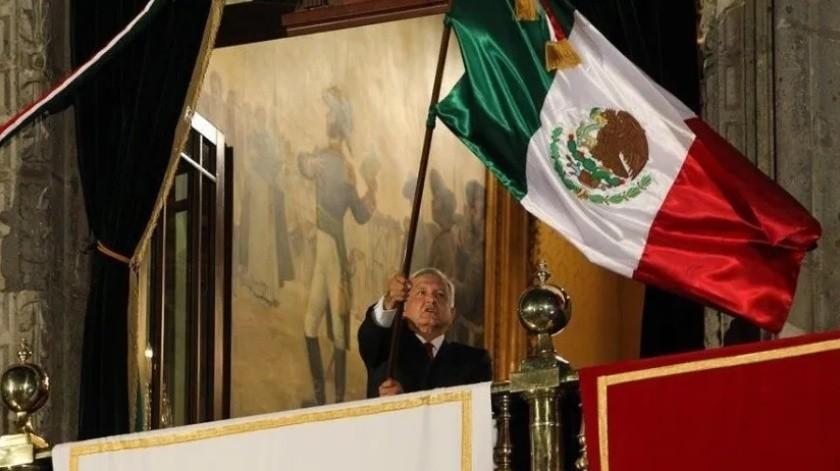 Invitan a AMLO para encabezar ceremonia del Grito en Dolores Hidalgo, Guanajuato(EFE)