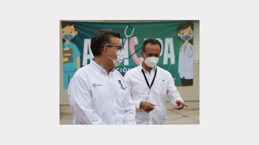 Invita Clausen a curados de coronavirus a concientizar