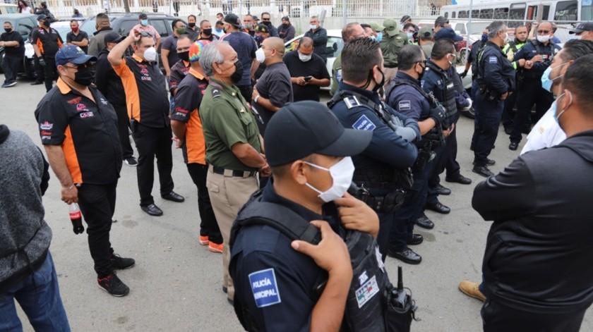 Se planea que Tijuana aporte a oficiales adscritos a distritos cercanos a otros municipios.