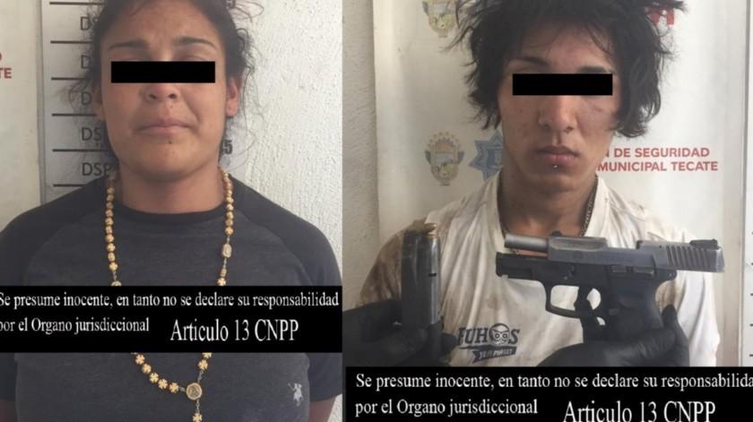 Privan de la libertad a una familia en Tecate