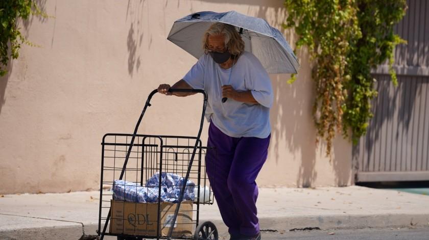 Piden a mexicalenses tomar precauciones ante altas temperaturas(Victor Medina)