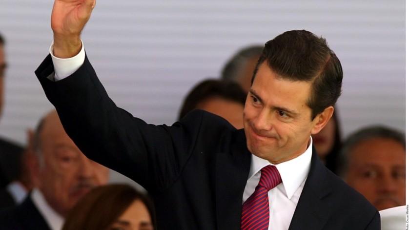 Enrique Peña Nieto generó el sexenio más corrupto de la historia en México: Santiago Nieto(Archivo GH)
