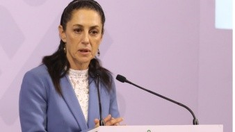Sheinbaum admite diferencias con el semáforo federal sobre la pandemia en CDMX