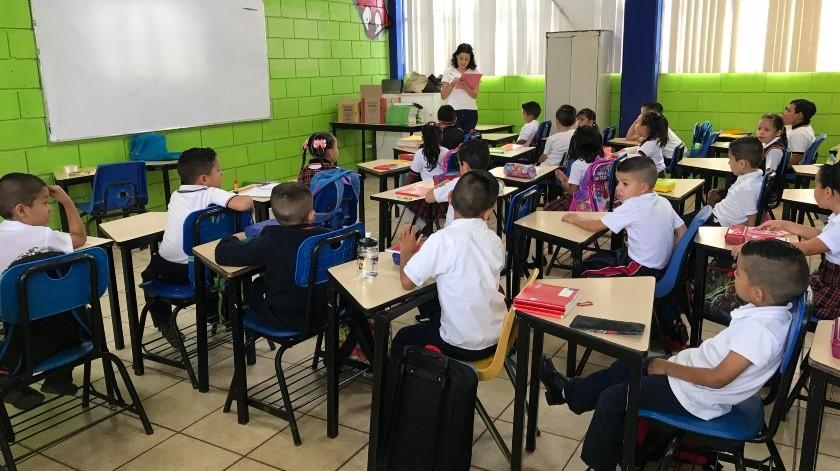 La contingencia sanitaria y las clases virtuales son aspectos que han afectado a escuelas