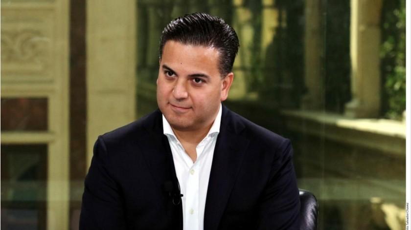 El senador panista de Sonora mostró en un tuit su apoyo al legislador del PRI y generó críticas de ex funcionarios estatales del PAN(Archivo GH)