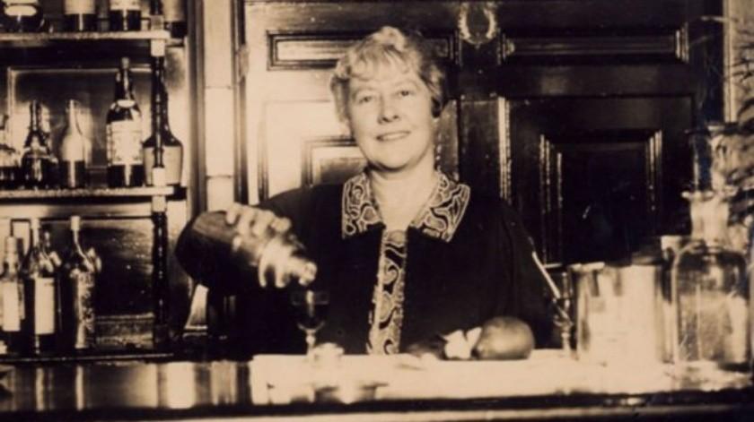 Ada Coleman, la primer Bartender.