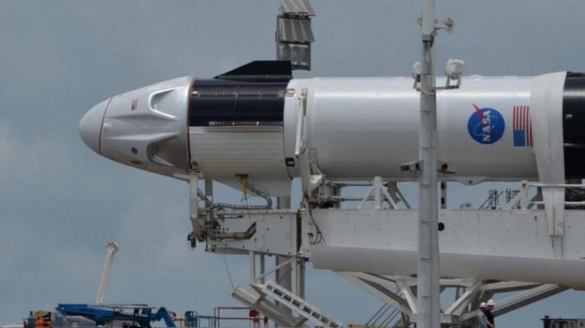 SpaceX regresará a los astronautas de Crew Dragon a la Tierra(Tomada de la red)