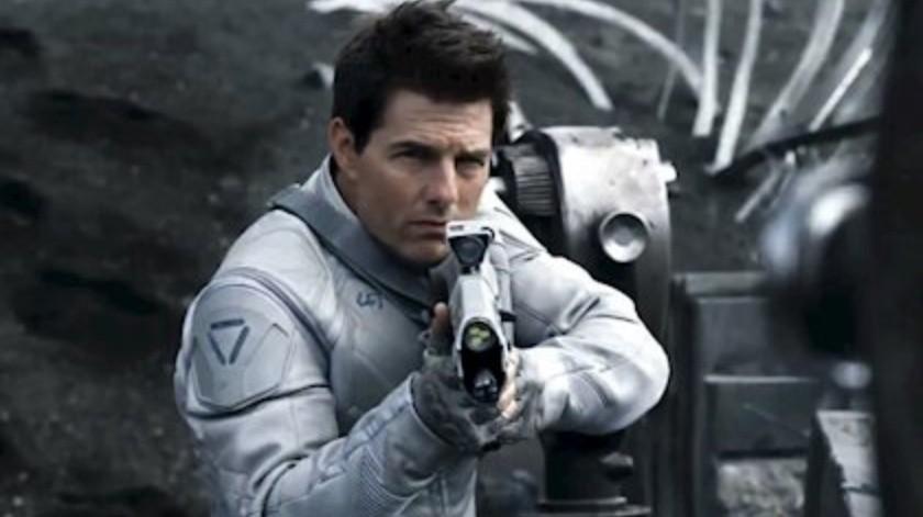 Un presupuesto de 200 mdd tendrá la película grabada en el espacio por Tom Cruise.