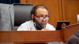 Congresista Raúl Grijalva da positivo a Covid-19