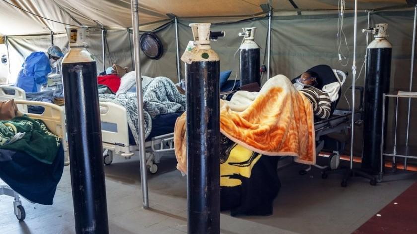 Sudáfrica supera los 500 mil casos confirmados de Covid-19(AP)