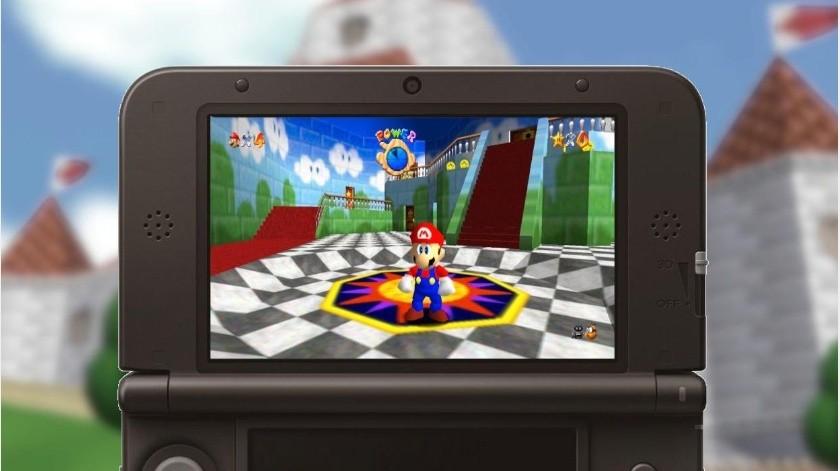 Fans de Super Mario 64 crean un port para 3DS
