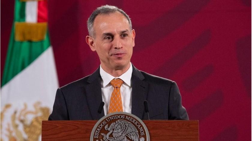 Gobernadores deben asumir su responsabilidad: Diputados de Morena muestran apoyo a López-Gatell(GH)