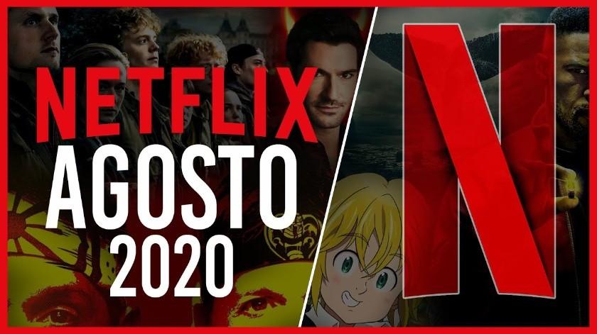 Conoce los títulos que Netflix ya tiene  disponibles hoy(Captura de Youtube)