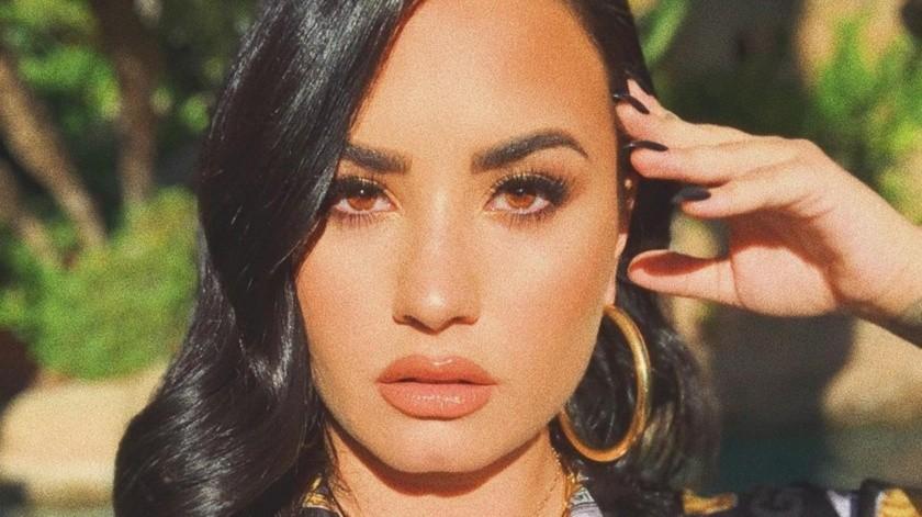Demi Lovato reafirma su lucha por los derechos de las personas trans
