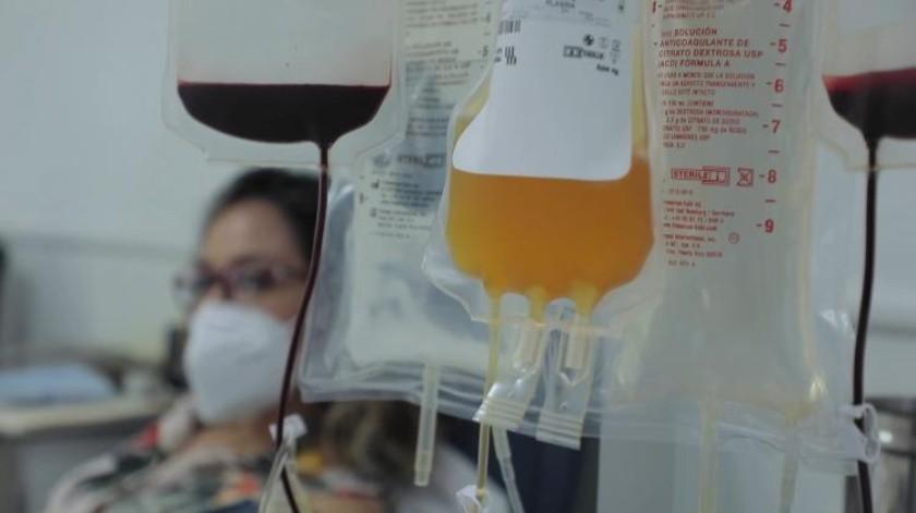 Coronavirus en Sonora: Dos pacientes superan Covid-19 gracias a donación de plasma convaleciente(Especial)