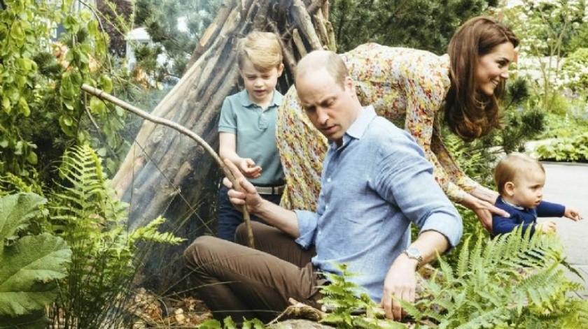 Las primeras vacaciones después de la pandemia disfrutan Kate Middleton y el Príncipe Harr.