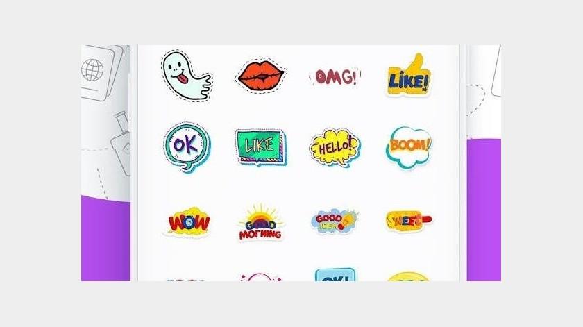 WhatsApp limitará el uso de stickers
