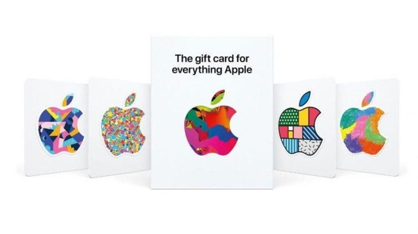 Apple lanza 'Everything Apple', la tarjeta de regalo universal para sus productos y servicios