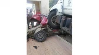 Fiscalía de Chiapas inicia investigación sobre accidente de camión del IMSS que embistió vehículos