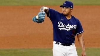 Con Julio Urías desde el montículo Dodgers vencen a los Dbacks