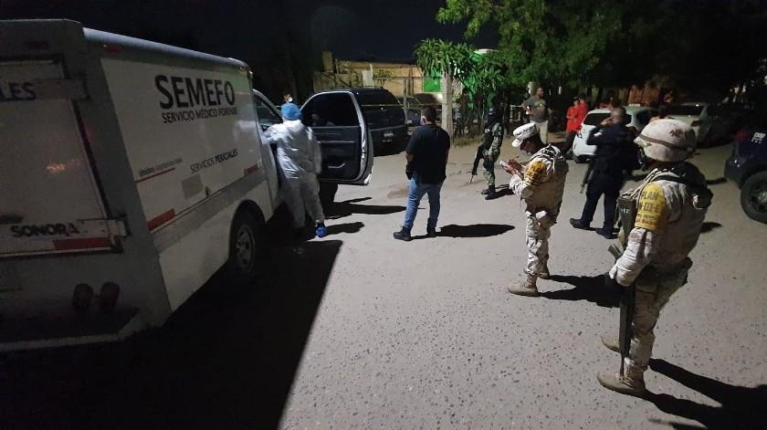 Muere joven baleado en colonia Norberto Ortega, al norte de Hermosillo(GH)