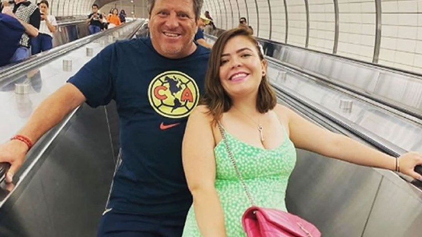 Mishelle Herrera envía mensaje a detractores de su padre, el 'Piojo' Herrera