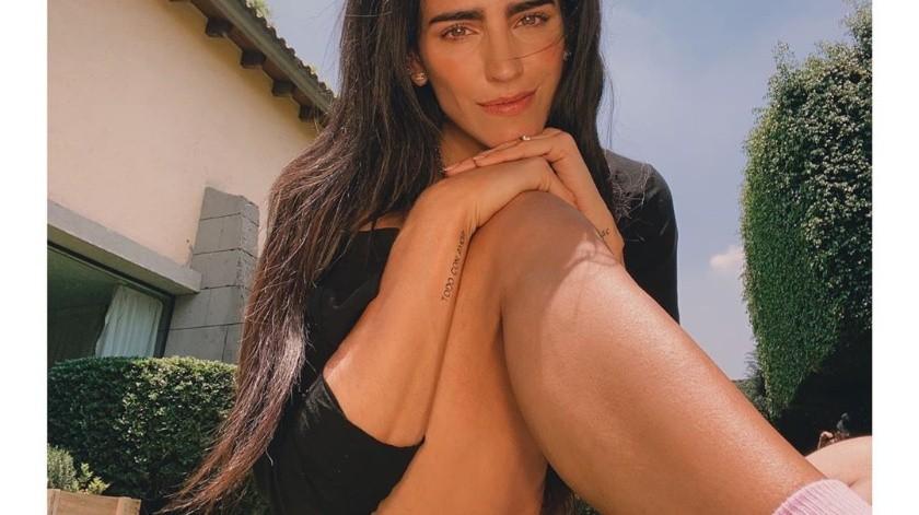 La actriz mexicana tiene accidente mientras se divertía con su hija