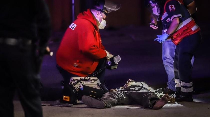 Durante los últimos días en la ciudad se ha registrado una escalada de asesinatos.(Gustavo Suárez)