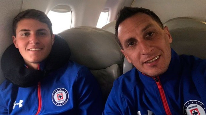 'Chaco' Giménez manifiesta su deseo de dirigir a su hijo Santiago, ya sea en Cruz Azul o Pachuca