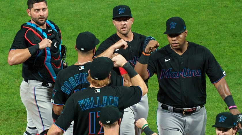 MARLINS-VIRUS(Copyright 2020 The Associated Press. All rights reserved., FR170982 AP)